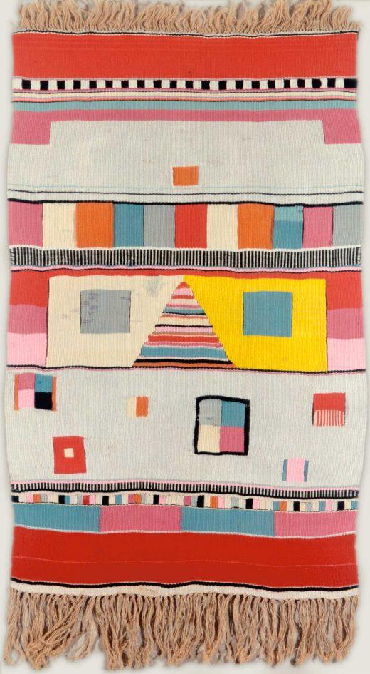 Slit Tapestry, 1922