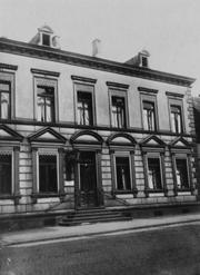 The pharmacy in Neheim-Hüsten