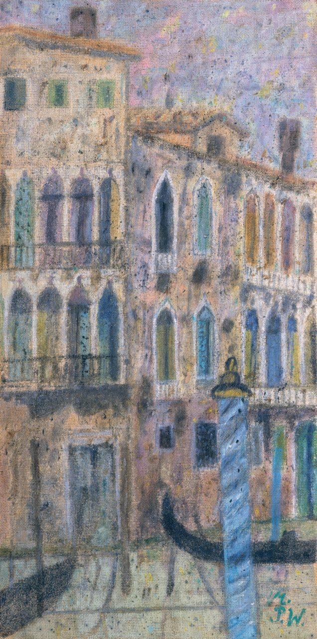 Paläste in Venedig
