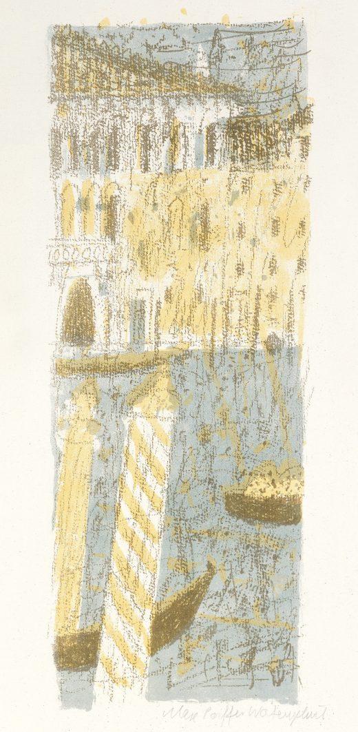 Venedig, Blick auf den Canal Grande