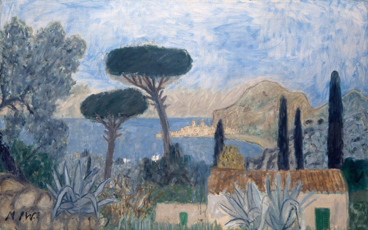 Blick auf Cefalù