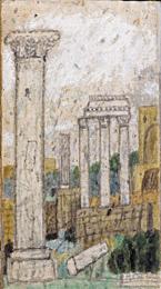 Rome, Forum Romanum, 1960