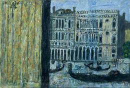Venedig, Cà d'Oro, 1947