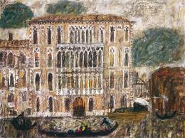Venedig Ca' Foscari, 1949