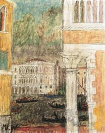 Venice, Ca' d'Oro, 1949